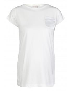 Esprit Umstandsshirt T-shirt Basic aus Bio-Baumwolle 20870013