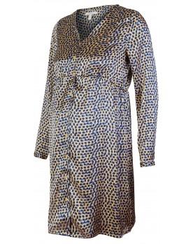 Esprit Still-Kleid V-Ausschnitt 20870414