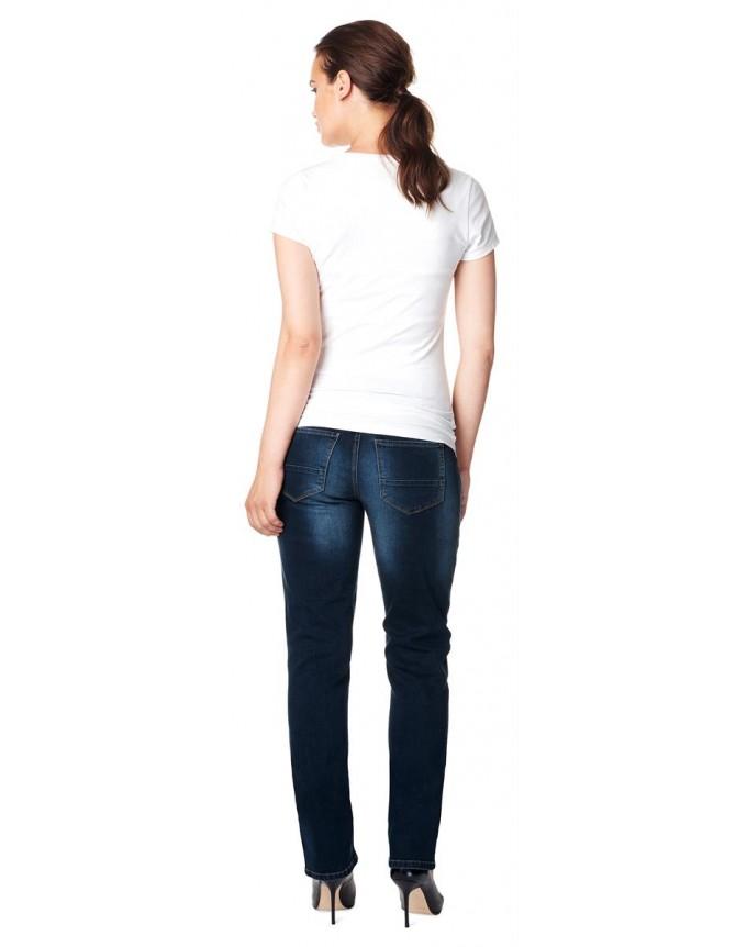 Umstandsmode noppies - trendige Five-Pocket-Jeans Chelsea mit ausgestellte Beinweite bis Größe 54