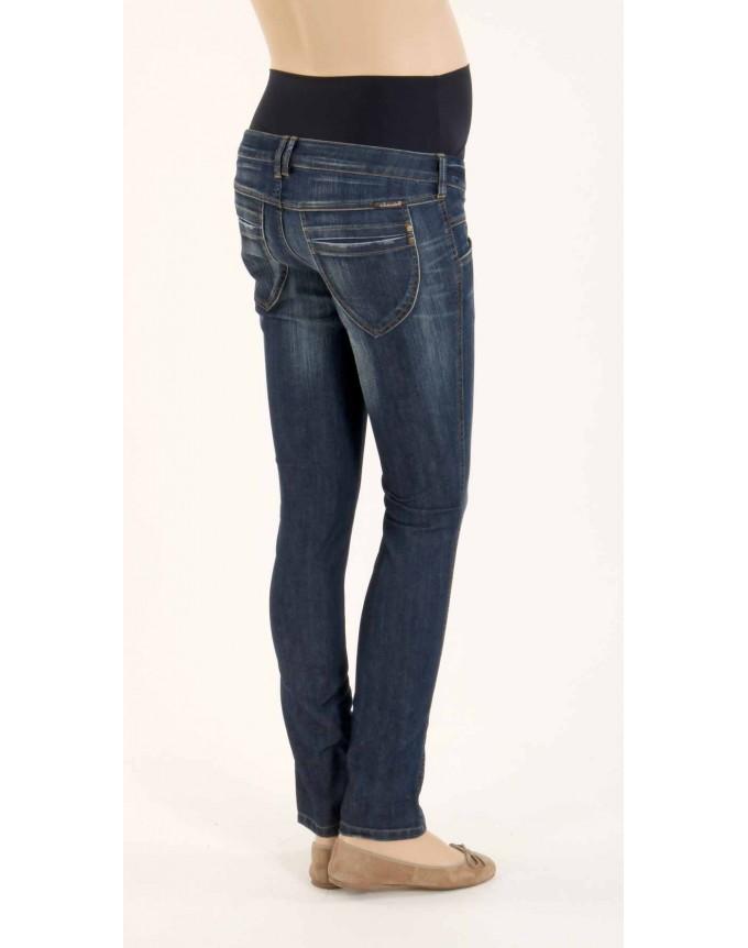 Christoff Designer Jeans Slimfit Umstandsmode Umstandshose