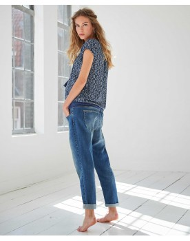 Queen Mum Loose-Fit-Umstandsjeans relaxed 73693760