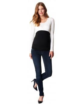 Esprit Umstandsjeans feminin geschnittene Slim Fit Jeans M8C122