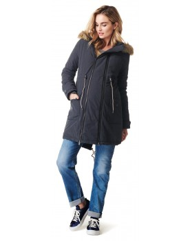 Noppies Umstandsjacke Winter Malin 2-Way Jacke Wintermantel 80645