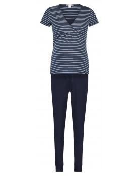 Esprit Pyjama aus Bio-Baumwolle M84150