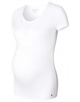 Esprit Still-Shirt Umstandsshirt aus Bio-Baumwolle M84730