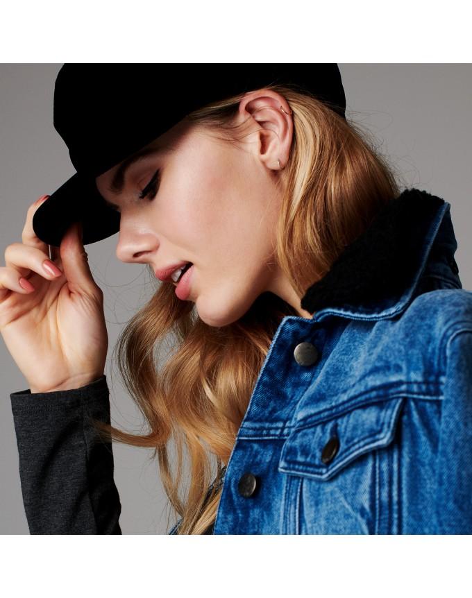 Umstands Jeansjacke von Supermom Jacket Jeans Blue