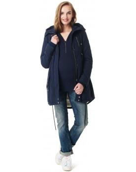 Esprit Umstandsjacke Parka Winterjacke Damen Jacke