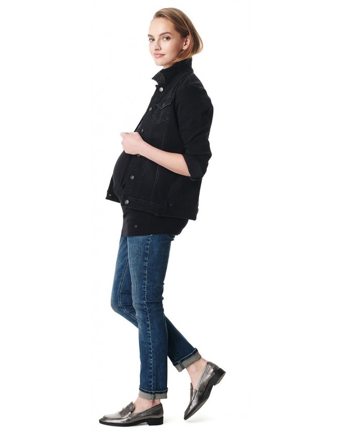 Schwangerschaftsjeans Damen Umstandshose Umstandsjeans