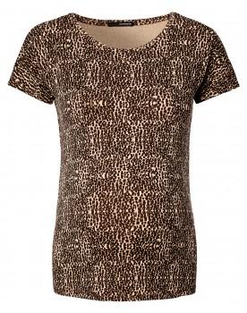 T-shirt Animal - Dieses Oberteil ist aus Viskose mit viel Stretch, sehr angenehm zu tragen!