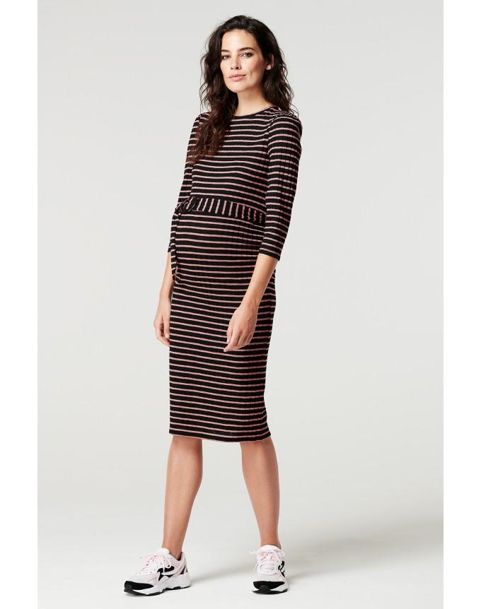 Kleid Stripe