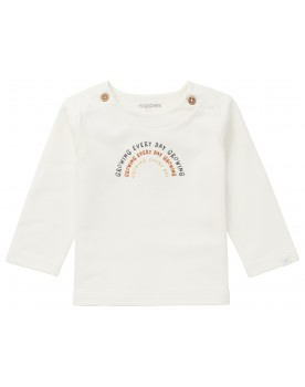 Langarm T-Shirt Shields - Dieses süße Zitat