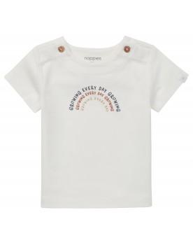 Unisex-Kurzarmshirt T-shirt Shields