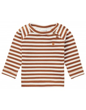 gestreifte Unisex-Pullover Sweater Settle