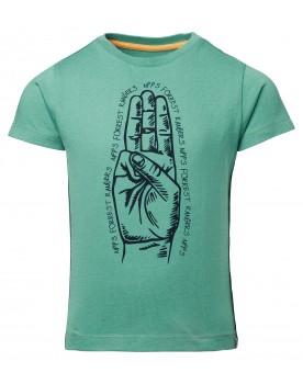 T-shirt Lansing - Hat Ihr kleiner Kerl ein Herz für die Natur? Dann würde er bestimmt gerne ein Noppies Forest Ranger sein!