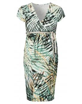 Still-Kleid Eden - Bequemer als dieses Blätterprintkkleid von Noppies geht nicht!