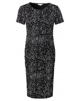 Still-Kleid Eldon - Während der Schwangerschaft ist es oft schön, ein Kleid zu tragen, weil die Kleidung dann nicht kneift.