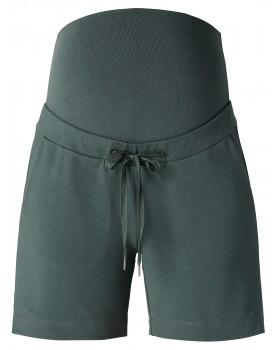Umstandsshorts Eastport - Feine Basic-Noppies-Shorts für während (und nach) deiner Schwangerschaft.