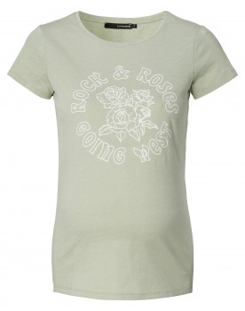T-shirt Rock Rose - Ob Sie auf eine Party gehen, einen langen Spaziergang machen oder zu Hause auf der Couch sitzen.