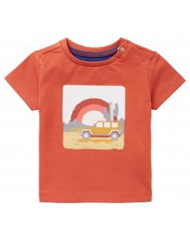 T-shirt Taranto - Jungen-T-Shirt mit abenteuerlichen Aufdruck