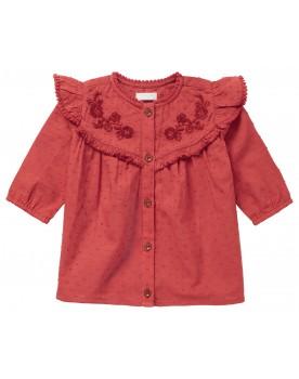 Noppies Kleid Melville mit Knöpfen aus Bio-Baumwolle