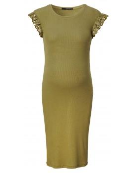 Kleid Broderie - wunderschön geschnittenes Supermom Kleid