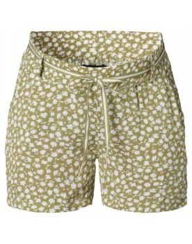 Umstandsshorts Flower - Diese Shorts mit Blumendruck ist genau das, was Sie brauchen, wenn die Temperatur steigt.