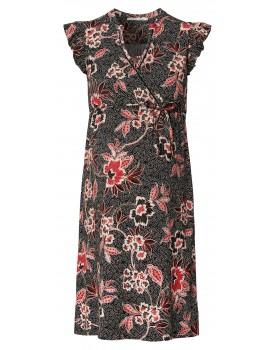 Still-Kleid Solagna - Ein Batikprint passt perfekt zu denFrühlings- und Sommermonaten.