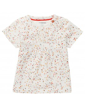 T-shirt Mauer - toller Print mit ultimativem Komfort