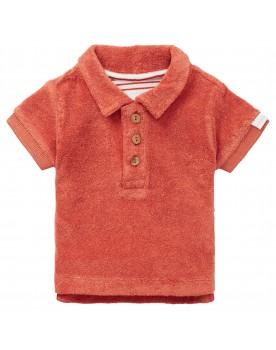 Poloshirt Tonga - Was für ein süßer Fratz! Dieses Noppies Polo ist aus Frottee.