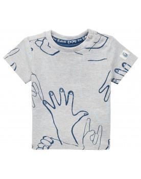 T-shirt Tricht - das kleine Babyhändchen Ihres Sohnes festhalten