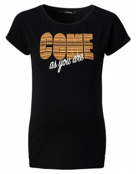 T-shirt Come As You Are - cooles Top aus der Supermom Kollektion