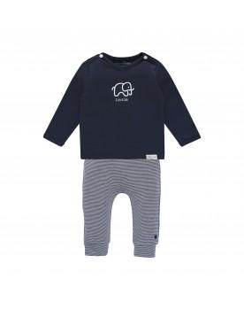 Set shirt 2 pcs Set - Ach, wenn Ihr Baby nur so klein bliebe.