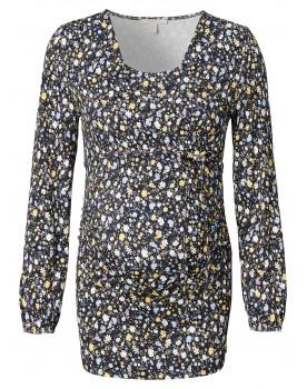 T-shirt - Bringen Sie Ihren Look zum Blühen mit diesem blumigen Top