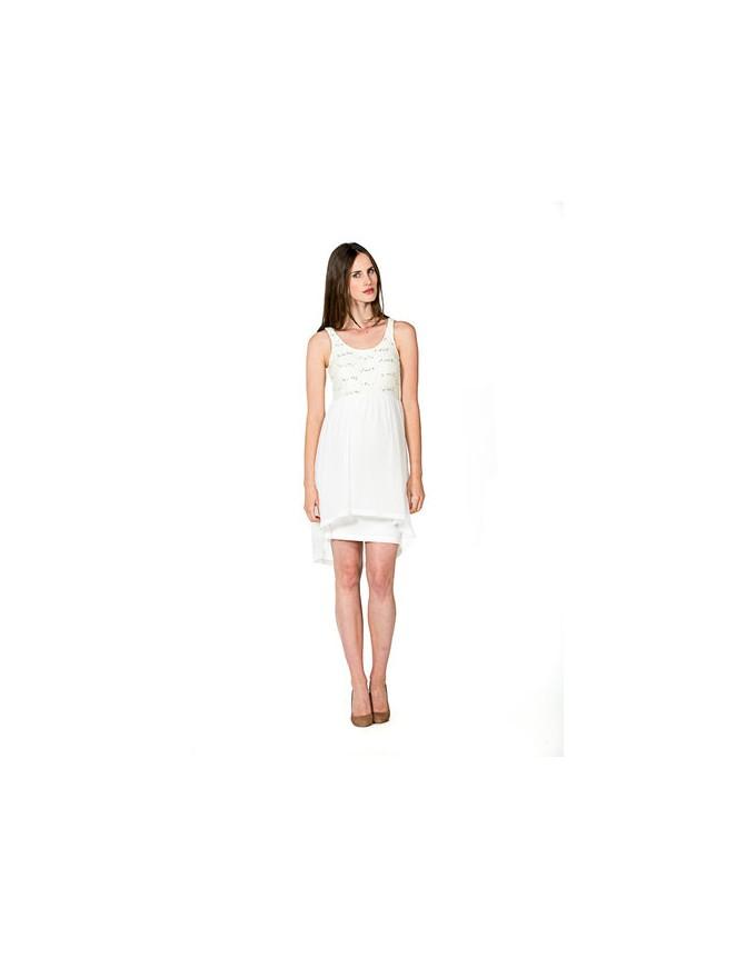 Kleid Viola Bezauberndes Umstands-Brautkleid Hochzeitskleid