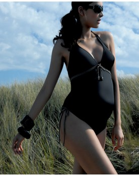 Cache Coeur Calypso Badeanzug Damen Bademode Neckholderstil BM101