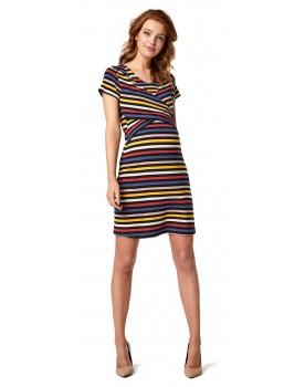 Still-Kleid nursing stripe