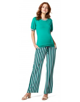 Queen Mum Casual Hose Pants 91233