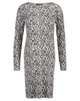 Supermom Umstandskleid Dress Nursing Kleid Leopard AOP S0904