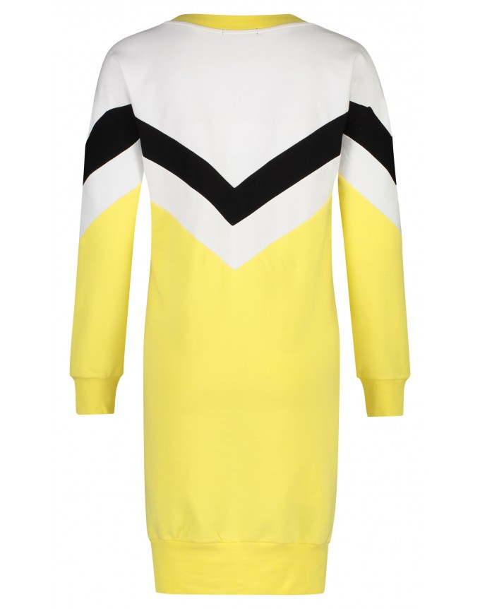 Kleid Colourblock