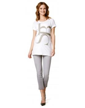 T-shirt Text einzigartigen und trendigen Stil
