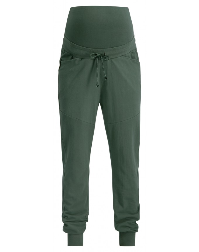 Business Hose Sweat Green