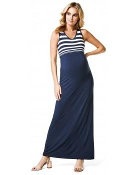 Maxikleid Kleid Pia stylisch und trendig