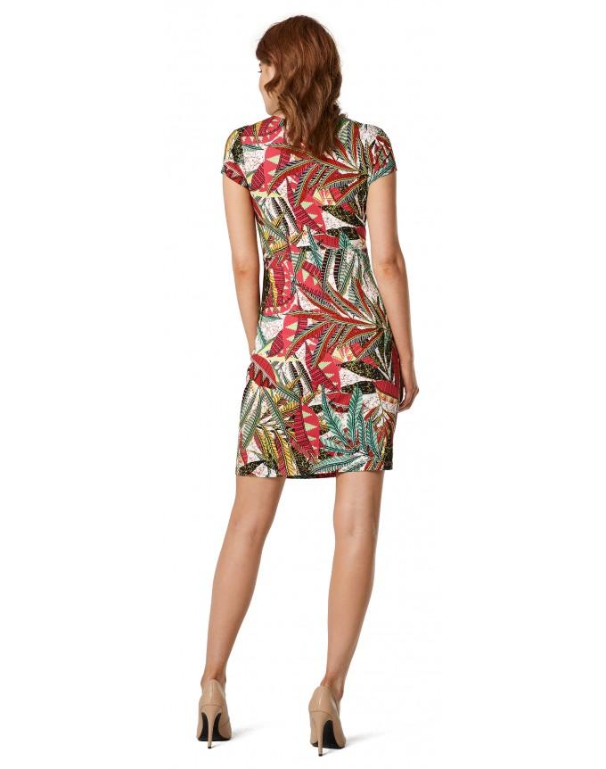 Still-Kleid Jersey