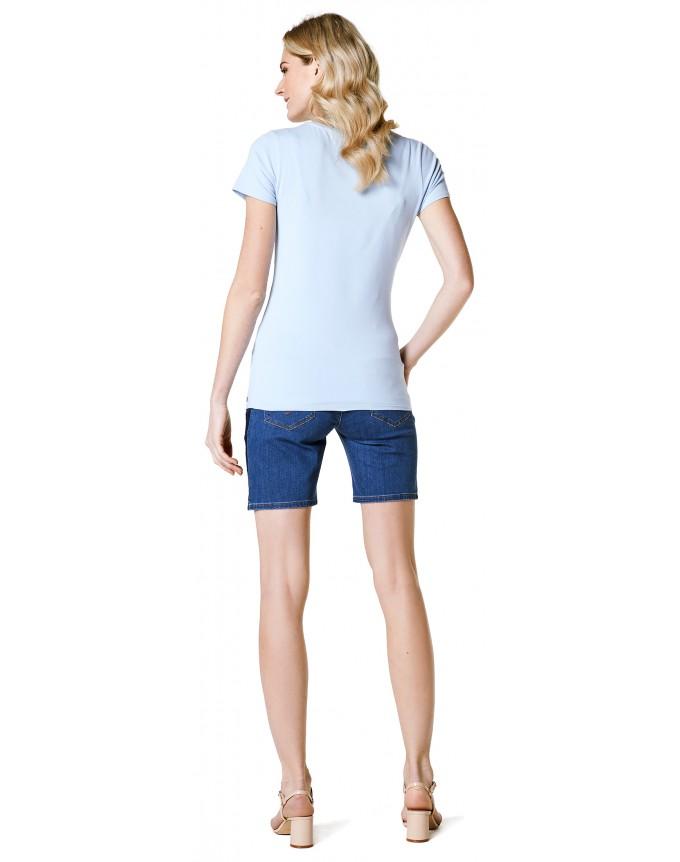 Umstandsshorts Jeans