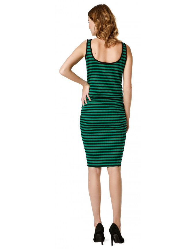 Kleid Base Stripe