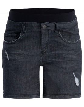 Supermom Umstandsshorts Jeans Short Shorts S0975
