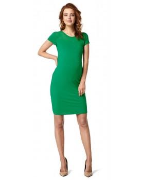 Queen Mum Umstandsmode Damen NEU Umstandskleid Kleid Dess Jersey 91246
