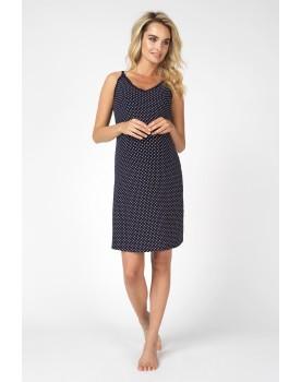 Noppies NEU Bio Baumwolle GOTS Damen Nachthemd Still-Nachtkleid Hannah 90N4414