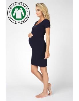 Noppies Nachthemd NEU GOTS Bio-Baumwolle Still-Nachtkleid Suzy Damen Nightwear 90N4415