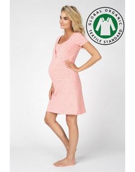 Noppies Umstandsmode Still-Nachtkleid Suzy GOTS Nightwear NEU Damen Nachthemd 90N4416